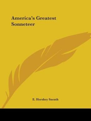 America's Greatest Sonneteer (1928)