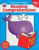 Reading Comprehension, Homework Helpers, Grade 2 (Brighter Child