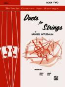 Duets for Strings, Bk 2