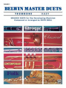 Belwin Master Duets (Trombone), Vol 1