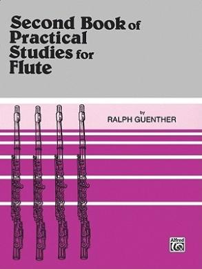 Practical Studies for Flute, Bk 2