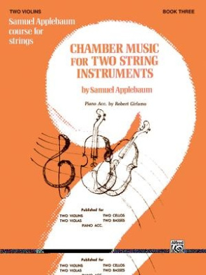 Chamber Music for Two String Instruments, Bk 3: 2 Violins