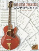 Jazz Guitar Chord Bible Complete