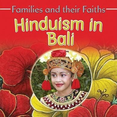 Hinduism in Bali