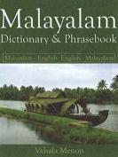 Malayalam Dictionary and Phrasebook