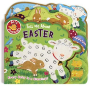 Tell Me about Easter (Baby Blessings) [Board book]