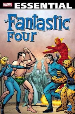 Essential Fantastic Four Volume 2 (All-New Edition)