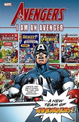 Avengers: v. 1: I am an Avenger