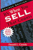 It's When You Sell That Counts