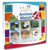 Baby Einstein Animal Match (Baby Einstein (Board Books)) [Board book]