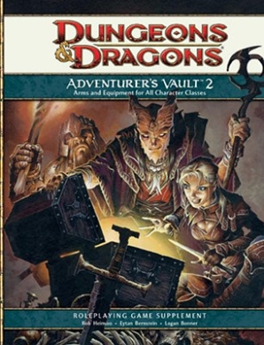 "Adventure's Vault: Bk. 2 (""Dungeons & Dragons"")"
