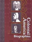 Colonial America: Biographies