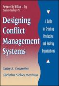 Designing Conflict Management