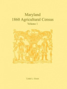 Maryland 1860 Agricultural Census