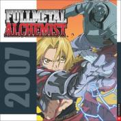 Fullmetal Alchemist 2007 Calendar