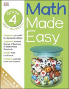 Math Made Easy: Fourth Grade