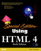 Special Edition Using HTML 4