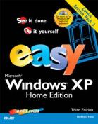 Easy Microsoft Windows XP Home Edition [With CDROM]