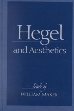 Hegel and Aesthetics (SUNY Series in Hegelian Studies)