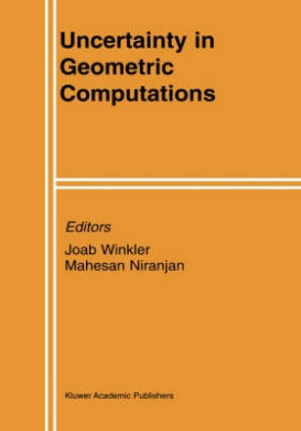 Uncertainty in Geometric Computations (The Springer International Series in Engineering and Computer Science)