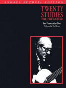 Andres Segovia - 20 Studies for Guitar