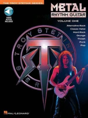 Metal Rhythm Guitar, Volume One [With CD]