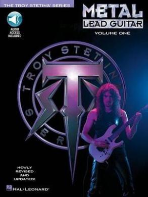 Metal Lead Guitar Method: Volume 1