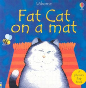 Fat Cat on a Mat [Board Book]