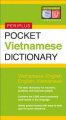 Pocket Vietnamese Dictionary