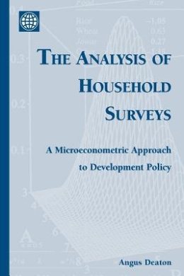 Microeconometric Analysis for Development Policy: Approach to Analyzing Household Surveys (World Bank S.)