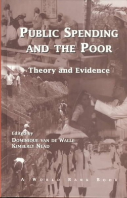Public Spending and the Poor (World Bank S.)