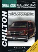 GM Full-size Vans (1987-97)