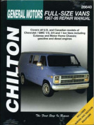 GM Full-size Vans (1967-86)