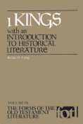 I Kings with an Introduction to Historical Literature