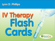 I.V. Therapy Flash Cards