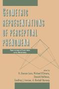 Geometric Representations of Perceptual Phenomena