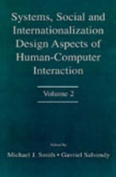Systems, Social and Internationalization Design Aspects of Human-Computer Interactions