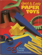 Quick and Easy Paper Toys