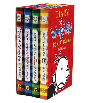Diary of a wimpy kid books books buy online from fishpond solutioingenieria Gallery