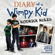The Diary of a Wimpy Kid Movie Wall Calendar
