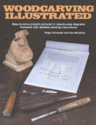 Woodcarving Illustrated: Bk. 1