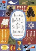 Jewish Holiday & Sabbath Journal