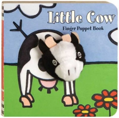 Little Cow: Finger Puppet Book [With Finger Puppet] [Board Book]