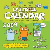 2009 Wall Calendar: Uglydoll