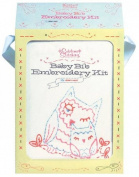 Baby Bib Embroidery Kit