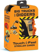 Big Trucks and Diggers Touch-and-Feel Stroller Cards