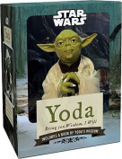 Yoda Doll with Book