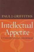 Intellectual Appetite