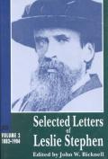Selected Letters of Leslie Stephen V2