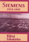 Siemens, 1918-45
